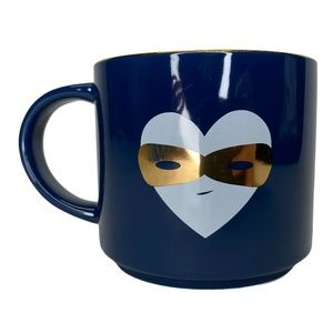 Davids Tea Partner In Crime Valentines Mug *Rare*